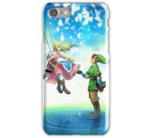 Love Link & Zelda iPhone Case/Skin