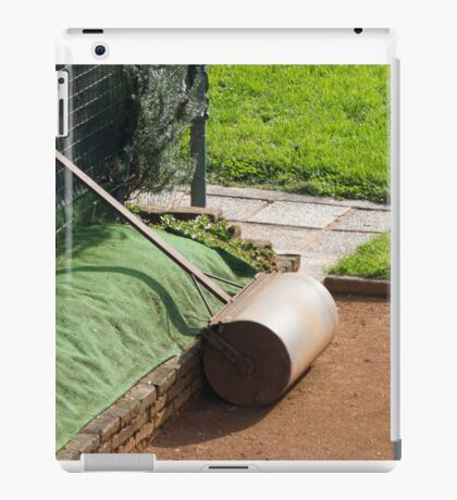 tool for tennis court iPad Case/Skin