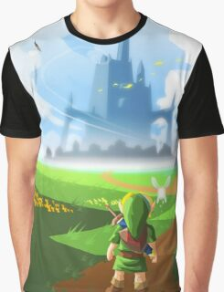 Zelda World Graphic T-Shirt
