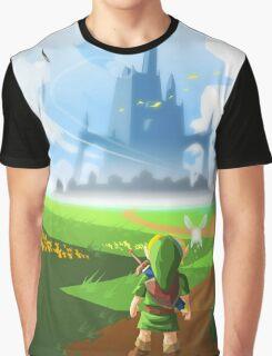 Zelda World Graphic T-Shirt