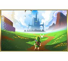 Zelda World Photographic Print