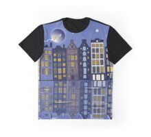 A Special night in Amsterdam Graphic T-Shirt