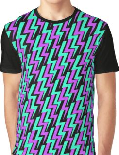 Lighting Bolt 2 Graphic T-Shirt