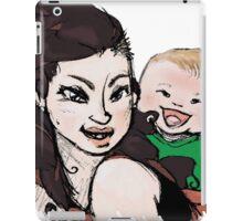 Argema - J-bones and Ro-boat iPad Case/Skin