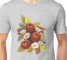 Autumn apples Unisex T-Shirt
