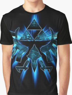 Triforce Logo Zelda Graphic T-Shirt