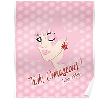 Truly Outrageous ! Since 1985 - Sparkling Edition Poster