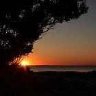 Sunset at Hamelin Pool Telegraph Station by myraj