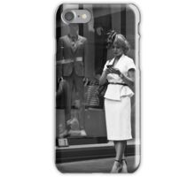 Urban Lifestyles:Elegance iPhone Case/Skin