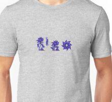 Mecha Sonic Retro Sprites Unisex T-Shirt