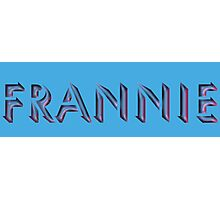 Frannie Photographic Print