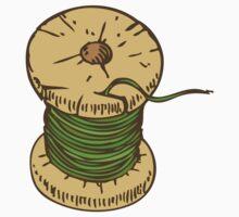 Spools of Thread One Piece - Short Sleeve