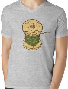 Spools of Thread Mens V-Neck T-Shirt