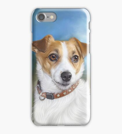 Pipa - Jack Russell iPhone Case/Skin