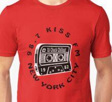 Chuck Chillout 98.7 Kiss FM old school hip hop [blk] Unisex T-Shirt