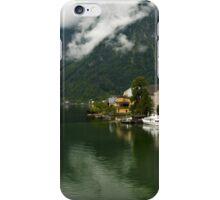 Hallstatt is the most picturesque village of Austria iPhone Case/Skin