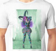 Jester woman Unisex T-Shirt