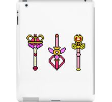 Pixel Sailor Moon Wands iPad Case/Skin