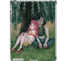 PB and Marcy  iPad Case/Skin