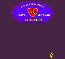 Rave Veteran - 4th House Division Unisex T-Shirt