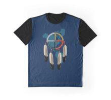 Medicine Wheel America. Graphic T-Shirt