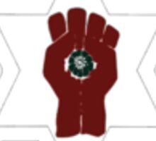Hunter For Sheriff - Small Sticker