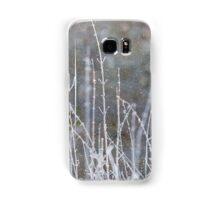 Winter Grass Snow Scene Samsung Galaxy Case/Skin