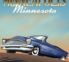 Minneapolis by Nick  Greenaway