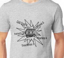 Cold Crush, Treacherous 3 - Old School Hip Hop cassette[blk] Unisex T-Shirt