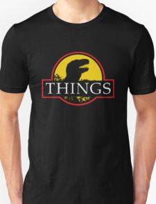 THINGS Jurassic Park T-Shirt