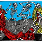 Dance of Death by monsterplanet