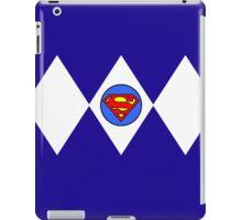 Super ranger iPad Case/Skin