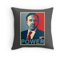 Frank  Underwood Throw Pillow