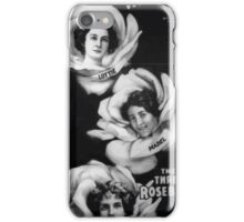 Performing Arts Posters Joseph Hart Vaudeville Co direct from Weber Fields Music Hall New York City 2588 iPhone Case/Skin