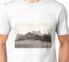 Crow Butte - John Grabill - 1891 Unisex T-Shirt