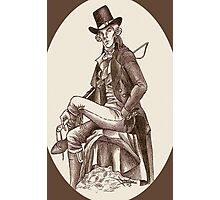 Sherlock through the Ages - 18th Century Photographic Print