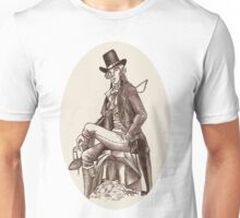 Sherlock through the Ages - 18th Century Unisex T-Shirt