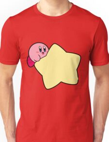 Kirby in Flight Unisex T-Shirt