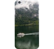 Discover Lake Hallstatt, Austria iPhone Case/Skin