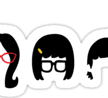 Belcher Line-Up Sticker