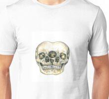 conjoined skull Unisex T-Shirt