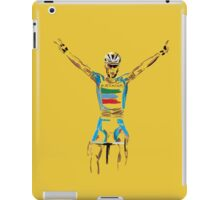 nibali yellow iPad Case/Skin