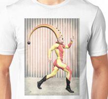 Cirque costume Unisex T-Shirt