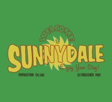 Welcome to Sunnydale Kids Clothes