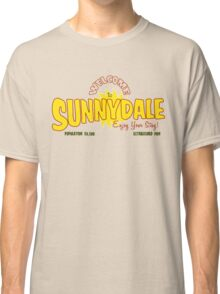 Welcome to Sunnydale Classic T-Shirt