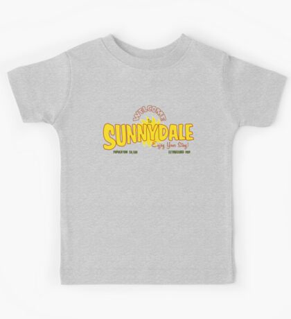 Welcome to Sunnydale Kids Tee