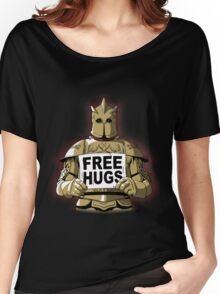 Free Hugs by The Mountain Women's Relaxed Fit T-Shirt