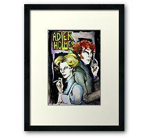 Adler & Holmes - Consultants Framed Print