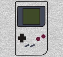 Simplistic Original Gameboy by Alexis Musick