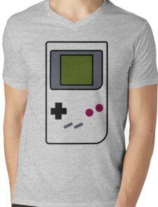 Simplistic Original Gameboy Mens V-Neck T-Shirt